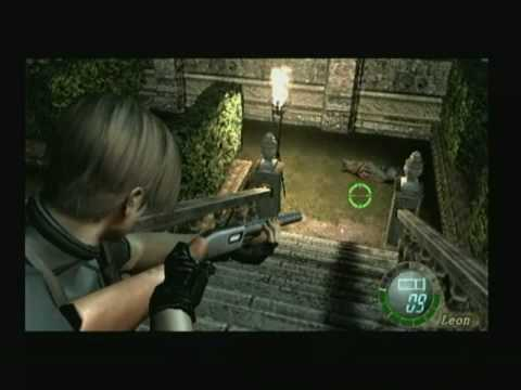 A Few Free PC Mods May Keep You From Buying Resident Evil 4
