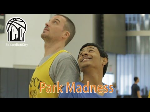 Park Madness - PAL Cops & Kids Tournament.