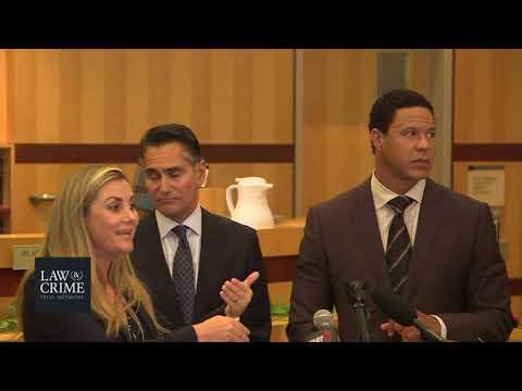 Kellen Winslow Trial Press Conference
