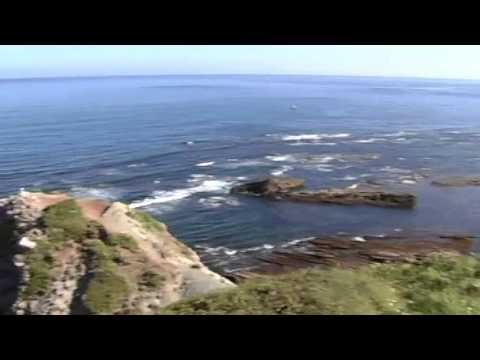 La corniche basque, espace naturel protégé