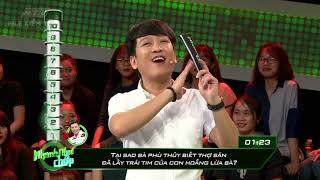Lê Dương Bảo Lâm thừa nhận không biết truyền thuyết Ngưu Lang Chức Nữ | HTV NHANH NHƯ CHỚP #12