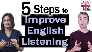 5 Steps to Improve Your English Listening - How to Improve Your English Listening