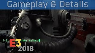 Fallout 76 - E3 2018 Extended Gameplay and Details [HD]