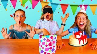 SOCKIE'S BIRTHDAY PARTY GAMES Challenge w/The Norris Nuts