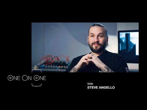 One on One with Steve Angello | Genelec 8351| Interview