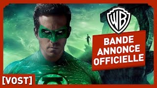 Green lantern :  bande-annonce 4 VOST