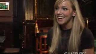 Katie Cassidy - Ruby on Supernatural - Talks to Jason C.
