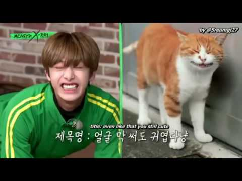 [MONSTA X]Try NOT Laugh Challenge MX ver.!!