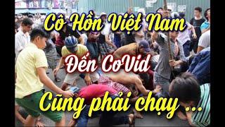 Tổng hợp những vụ cướp đồ cúng cô hồn bá đạo nhất Việt Nam