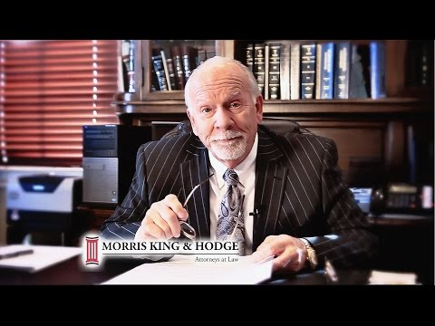 Morris King & Hodge Huntsville AL Personal Injury Lawyers
