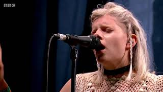 Aurora live Glastonbury HQ