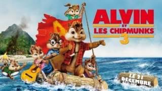Alvin et les chipmunks 3 :  bande-annonce VF