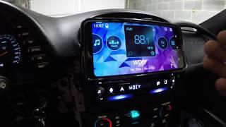 C5 Z06 Corvette Single Din Radio Installation - Pioneer SPH-10BT