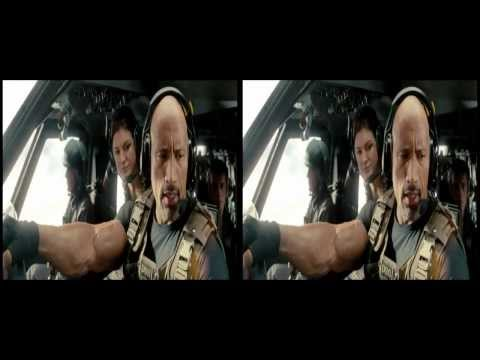 Fast & Furious 6 - Extended Trailer 3D