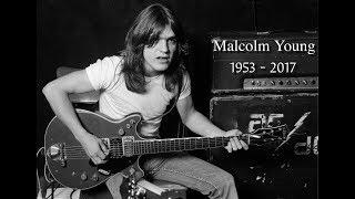 Malcolm Young Tribute