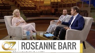 Dr. Oz Exclusive: Roseanne Barr on Tweeting While on Ambien