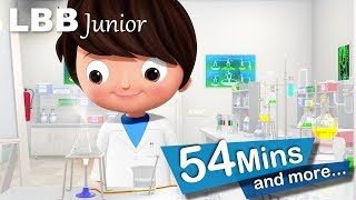 Water Has Three Different States! | And Lots More Original Songs | From LBB Junior!