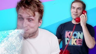 TRY NOT TO LAUGH CHALLENGE #28 w/ JACKSFILMS & INTERNET COMMENT ETIQUETTE