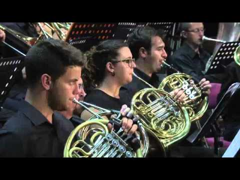 BANDA DE MÚSICA 'OLCADIA' DE OCAÑA Tom Sawyer Suite, de Franco Cesarini