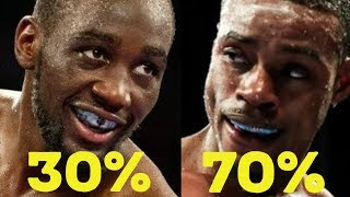 TERENCE CRAWFORD THE B-SIDE IN ERROL SPENCE NEGOTIATIONS??  | LOW PPV NUMBERS MAY HAMPER LEVERAGE