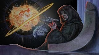 How Palpatine Reacted to the Death Star's Destruction
