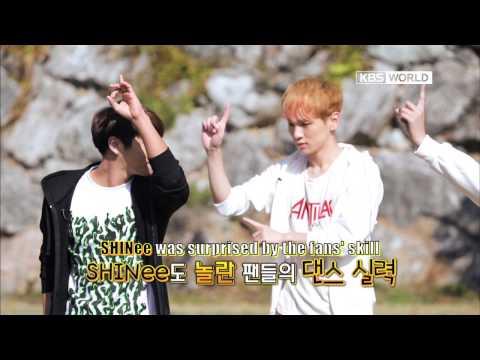 [World Date with SHINee] Dancing With SHINee!