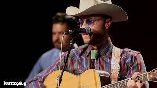 "Charley Crockett ""The Valley"" Live in KUTX Studio 1A"