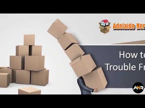 How to Organise a Trouble-Free Removal in Adelaide