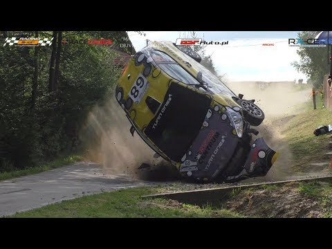 Rally Rzeszow 2017 - BIG CRASH by MaxxSport