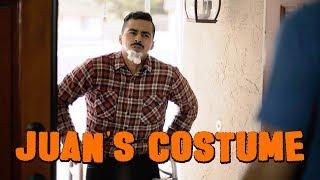 Juan's Halloween Costume | David Lopez