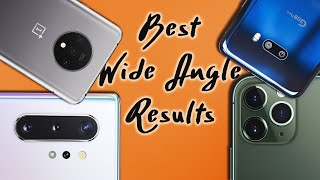 Does The Galaxy Note 10 Plus Have The Best Wide Angle Camera?