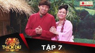 Hài Trấn Thành, Việt Hương, Trường Giang: Liều thuốc cho tâm hồn | Kỳ Tài Thách Đấu 2017 | Tập 7