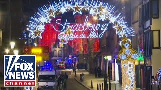 Reports of shooting near popular Christmas market in France