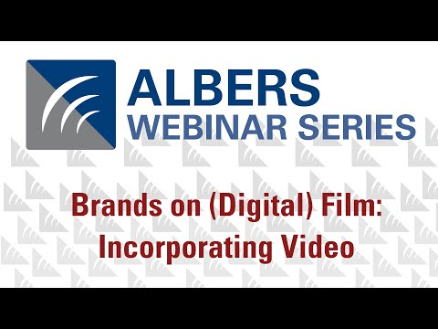 Brands on (Digital) Film: Incorporating Video