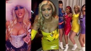 ALL Kardashian/Jenner Halloween Party Snapchat Videos (ft. Kylie Jenner, Kim Kardashian & more)