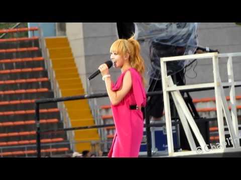 [Fancam]120609 Victoria - 今天妳要嫁給我  SMT In Taiwan