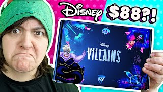CASH or TRASH? Testing Disney Subscription Box Review Unboxing