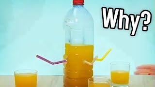 WHY DO THESE LIFE HACKS EXIST? (DiWhy)