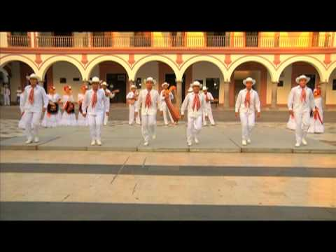 Ballet Folklórico del Puerto de Veracruz-zapateado   VideoMoviles.com