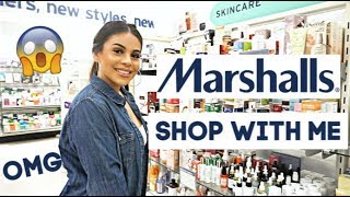 SHOP WITH ME AT MARSHALLS: CHEAP MAKEUP + SKINCARE / SO MANY DEALS...OMG   JuicyJas