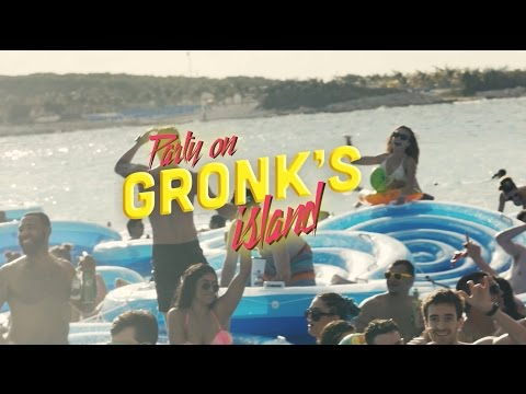 Welcome to Gronk's Party Ship!