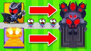MODDED *TIER 6* Max Level Bloons TD 6 (EASY WINS)
