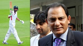 Younis Khan credits Azharuddin for his double century agai..