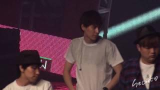 HD - Fancam Secret - Super Junior KyuHyun - No Other (Dry Rehearsal) - 100716 (Jul 16, 2010)