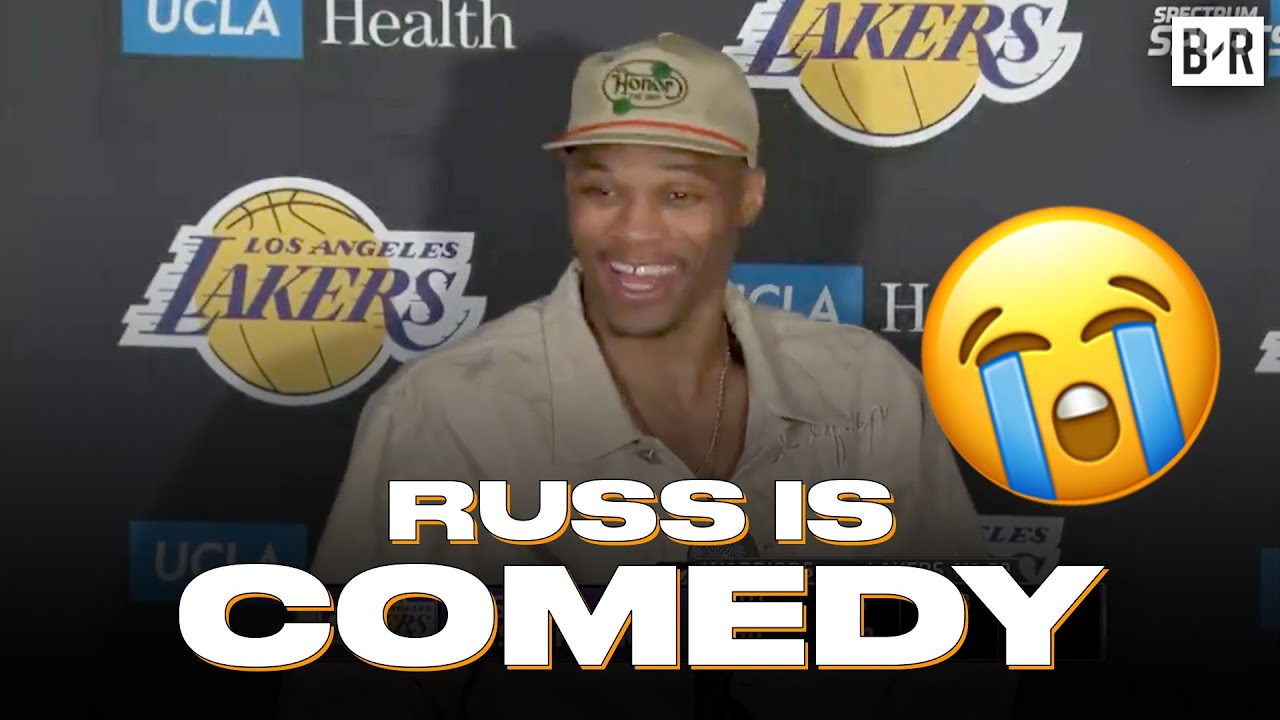Russell Westbrook Isn't Worried New Shooting Rule Change Will Impact His Game 🤣