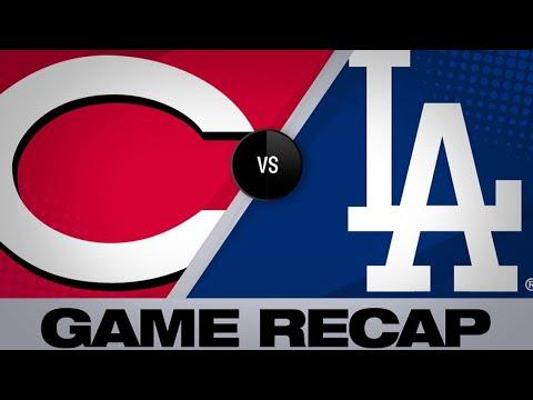 4/15/19: Pederson's walk-off HR wins it for Dodger