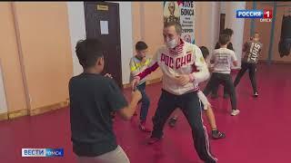 Омские боксеры начали подготовку ко всероссийским и международным соревнованиям