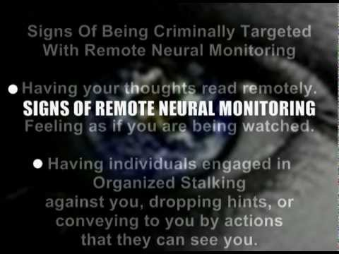 An overview of the technology used for controlling human brain remote neural monitoring