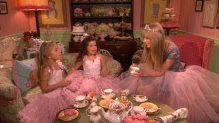 Sophia Grace & Rosie Do Tea with Taylor Swift!