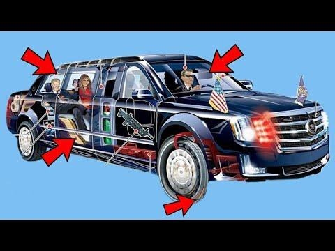 Tajomstvá prezidentských áut